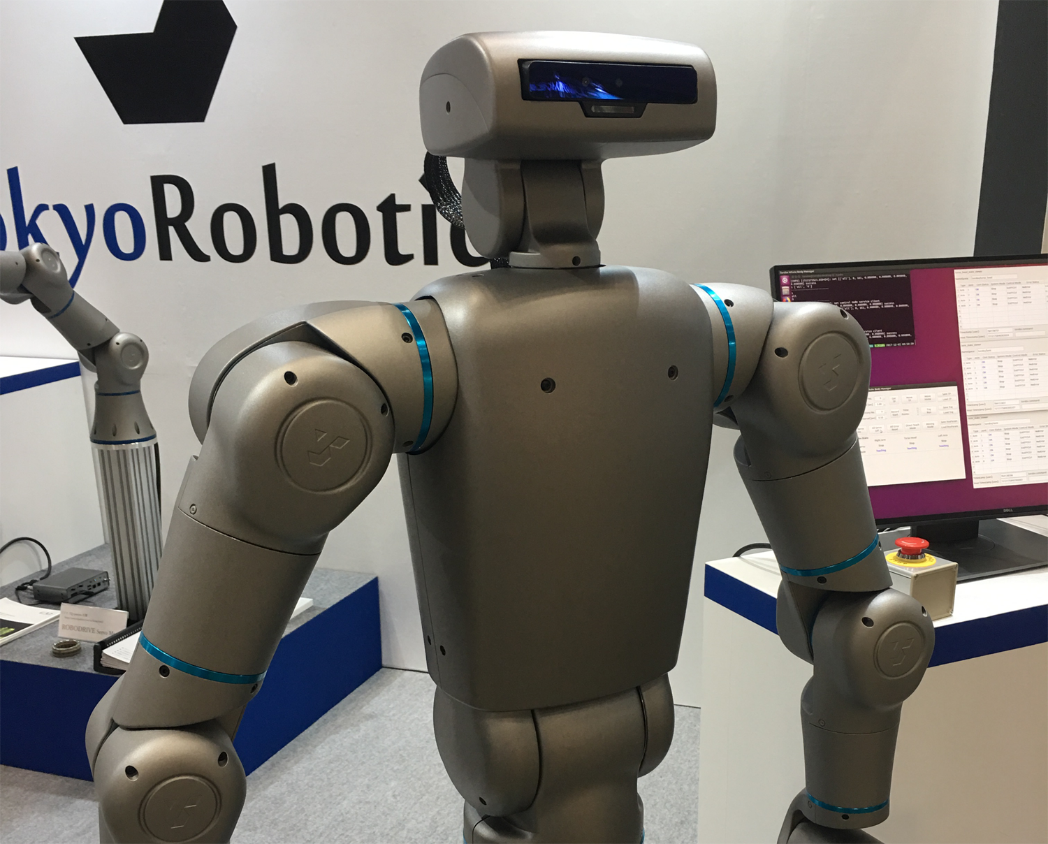 Tokyo Robotics Inc Short Circuit Robot For Sale Coexistence Of Humans And Robots